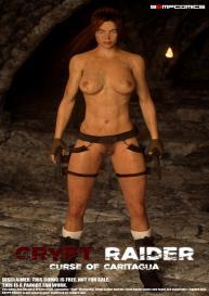 Crypt Raider 1 – Curse Of Caritagua #1