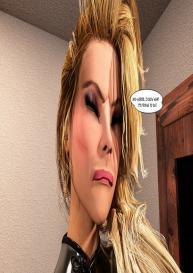 Bimbo Hair Curse #34