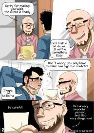 Ferbit Comic 1 – The Appontment #3
