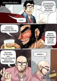 Ferbit Comic 1 – The Appontment #5