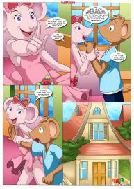 Angelina And Marco's Private Debut #7
