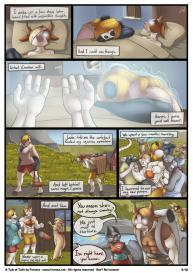 A Tale Of Tails 3 – Rooted In Nightmares #13