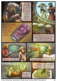 A Tale Of Tails 3 – Rooted In Nightmares #3