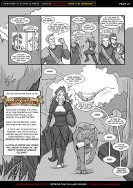 Adventures Of Alynnya Slatefire 5 #24