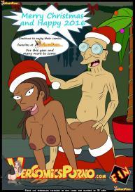 Futurama – Christmas Delivery #29