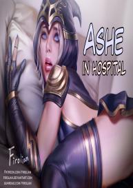 Ashe In Hospital #1