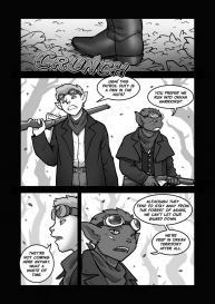Forbidden Frontiers 6 #2