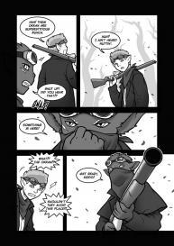 Forbidden Frontiers 6 #3