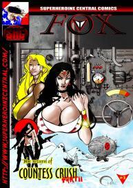American Fox – Return Of Countess Crush 2 #1