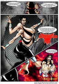 American Fox – Return Of Countess Crush 2 #11