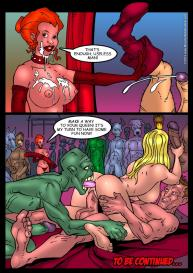 Alice In Monsterland 7 – The Queen Of Hearts Orgy #6
