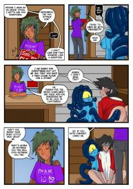 A Date With A Tentacle Monster 10 #15