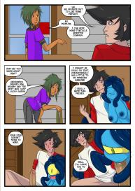 A Date With A Tentacle Monster 10 #16