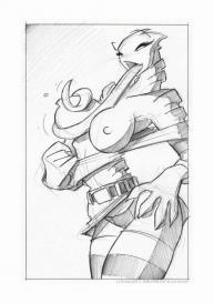 Gecko Girl #10