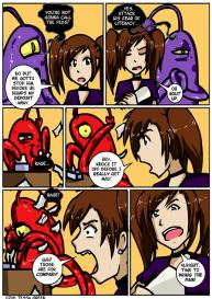 A Date With A Tentacle Monster 4 – Tentacle Multiplicity #11