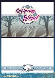 Gathering Wood #1