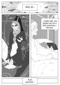 A Link Between Girls 2 – Queen Midna #18
