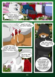 Angry Dragon 3 – Flower Of The Forest #12