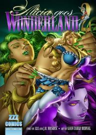 Alicia Goes Wonderland 2 #1