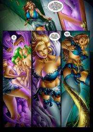 Alicia Goes Wonderland 2 #12