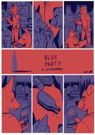 Blue Party #1
