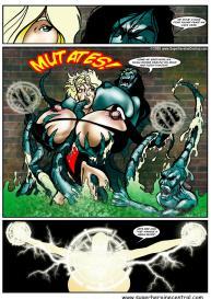 American Fox – Return Of Countess Crush 3 #19