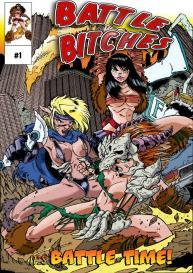 Battle Bitches 1 – It's Battle Time #1
