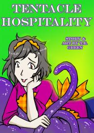 A Date With A Tentacle Monster 3 – Tentacle Hospitality #1