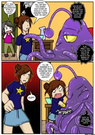 A Date With A Tentacle Monster 3 – Tentacle Hospitality #5