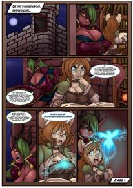 A Knight With The Sorceress Apprentice #2