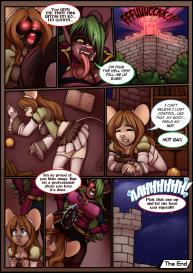 A Knight With The Sorceress Apprentice #8