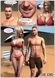 A Day At The Beach #9
