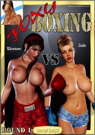 Foxy Boxing 1 – Blossom Vs Julie – Round 1 #1