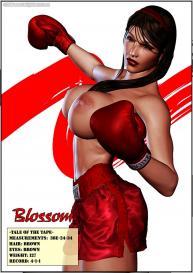 Foxy Boxing 1 – Blossom Vs Julie – Round 1 #3