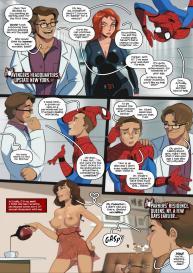 Aunt-Cumming – Spider-Man #3