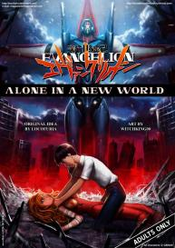 Alone In A New World 1 #1