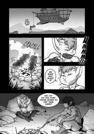 Forbidden Frontiers 1 #6