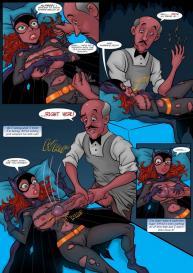 Batgirl's In Deep #5
