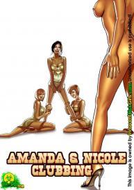 Amanda & Nicole Clubbing #1