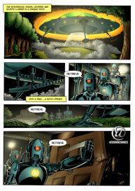 Alien Abduction 1 – Unexpected Visitors #4