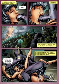 Alien Abduction 1 – Unexpected Visitors #7