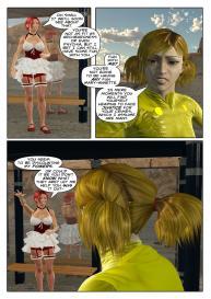 Champion Girl Vs Mary-Annette #4