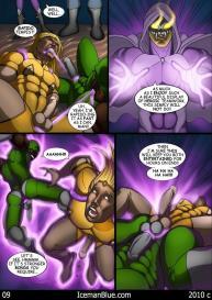 Cosmic Heroes 1 #10