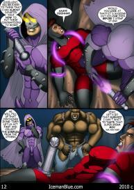 Cosmic Heroes 1 #13