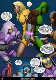 Cosmic Heroes 1 #14