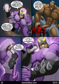 Cosmic Heroes 1 #19