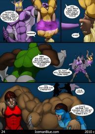 Cosmic Heroes 1 #25