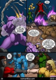 Cosmic Heroes 1 #27