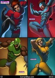 Cosmic Heroes 1 #3