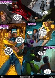Cosmic Heroes 1 #4